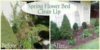 SPRING CLEAN UP, LAWN CARE, GRASS CUTTING/MOWING, MAINTENANCE