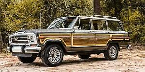 WANTED JEEP WAGONEER