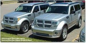 ***WANTED DODGE NITRO 4.0L***