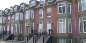 2 Bedroom Townhouse in Downtown  Halifax Brunswick Street