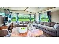 Brand New Luxury Platnium grade 3 bed Caravan Hire @ Flamingo Land Resort