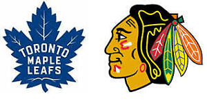 Maple Leafs vs Chicago Blackhawks....March 13th.....2 Tickets!