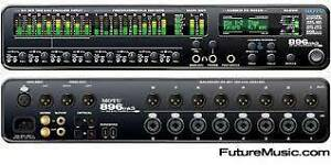 MOTU 896 MK3 FIREWIRE Audio Interface (NEW) For Sale!