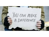 Street Fundraiser £9.75 - £13.25 p/h - Full time !! Immediate Start.