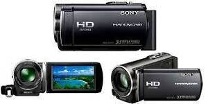Sony HDR-CX110E HD/AVC Camcorder Forrestdale Armadale Area Preview