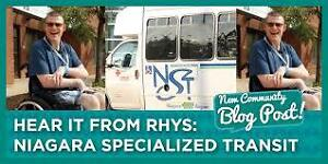 NST: Niagara Specialized Transit-Multi Ride Tickets for Sale...