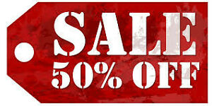 50 % Off all Furniture  Father & Sons 658 Dundas St  10am - 5:30 London Ontario image 1