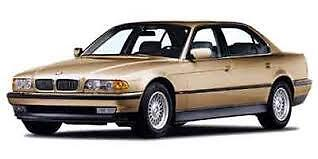 1995-1996-97-1998-99-2000-2001 BMW  740i-740il-750il PARTS LIST CATALOG PDF FILE