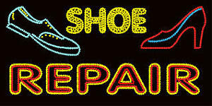 "SHOE REPAIRS ""WE PUT THE LIFE BACK"" 613-354-4719"
