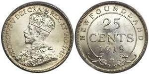 WANTED TO BUY NEWFOUNDLAND COINS