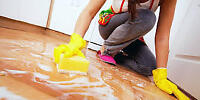 For sparkling results, we extreme clean Eva's Premier Cleaning