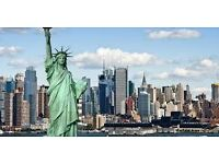 **URGENT** Trip to New York for 2 This Saturday 2nd September 6 nights Flying from Gatwick