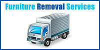 FURNITURE/APPLIANCE REMOVAL SERVICES