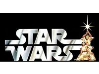 Wanted Vintage Star wars Figures And Toys Star war Play sets Starwar anything considered