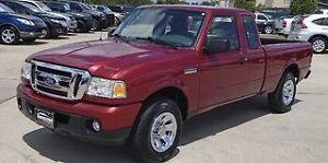 2009 Ford Ranger 4x4 sport Pickup Truck