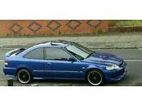 Honda Civic V-tec ek9 look a like