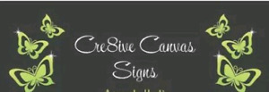 Cre8tive Canvas Signs