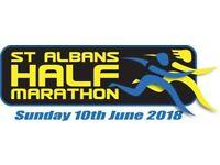 St Albans half marathon entry (£40)