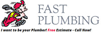 NEED A FAST PLUMBER?