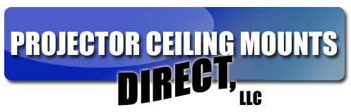 Projector Ceiling Mounts Direct