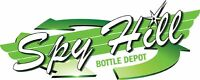 Spy Hill Bottle Depot – Counters/Sorters & Pick-up Driver