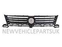 VW CADDY 2011-2015 FRONT GRILLE DARK GREY WITH GREY MOULDING NEW INSURANCE APPROVED FREE DELIVERY