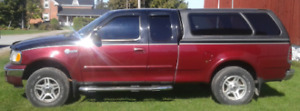 2003 Ford F-150 4X4 King Ranch Ext. Cab