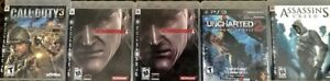 PS3 games--great stocking stuffers!