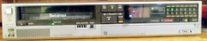 Sony SL-2410 Betamax VCR great for transfering old movies