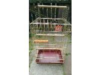 PARROT/PARAKEET CAGE £15