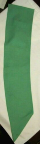 Girl Scout Official 1963 BLANK BADGE SASH, Do It Yourself HALLOWEEN Combine