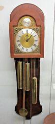 Vintage Emperor Tempus Fugit Clock (Grandfather Clock Movement)