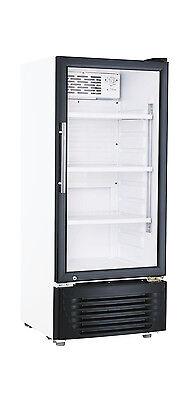 Kühlschrank Getränke Flaschenkühlschrank  196 Liter mit Glastür