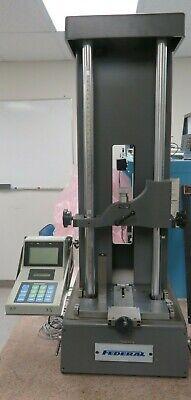 Mahr Federal Model 130b-16 Large Gage Block Long Block Comparator Calibrator