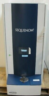 Sequenom Mt9 Spectrometer Bruker Analyser Good Condition Turns On Cycles