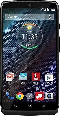 Motorola Droid Turbo XT1254 Verizon GSM Unlocked Smartphone 32GB 64GB Very Good