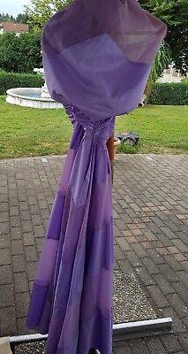 Ballkleid Elfenkönigin Queen Kostüm Frank Usher Prinzessin Kleid Gr 40 - 44 Ball