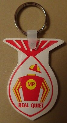 REAL QUIET,THOROUGHBRED RACEHORSE,130TH BELMONT STAKES,1998 KEYFOB HARD TO FIND for sale  Ortonville