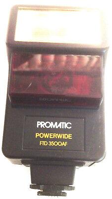 Вспышки Promatic Powerwide FTD 3500AF TTL