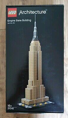 21046 LEGO Architecture Empire State Building Set New York Landmark