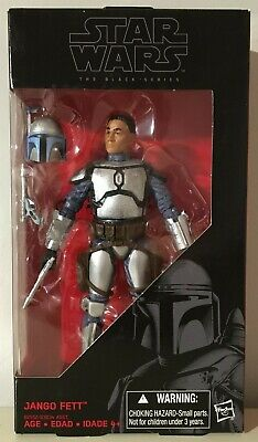 Star Wars Black Series JANGO FETT #15 Brand New