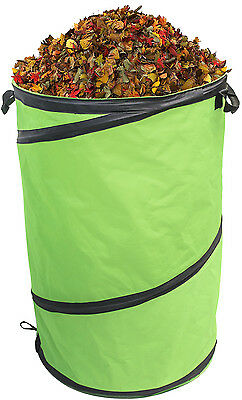 (Reusable Collapsible BIG 30 Gallon Collapsible Gardening Bag NEW)