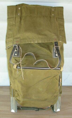 VINTAGE STUSCO TRAPPER NELSON INDIAN PACKBOARD CAMP BACKPACK SEATTLE 4 WA USA