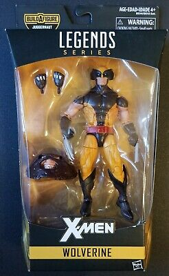 "WOLVERINE ""BAF Juggernaut"" - XMEN Series. Marvel Legends figure never opened"