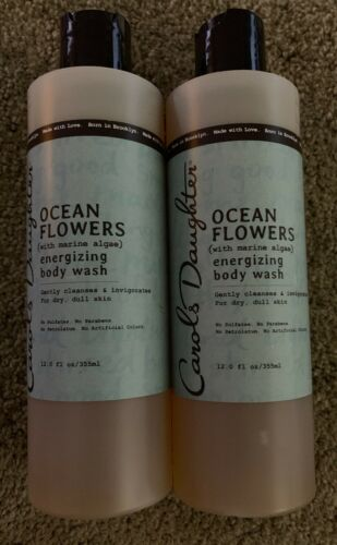 Carol's Daughter Ocean Flowers Energizing Body Wash, 12 fl o