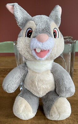 "Disney Bambi Thumper 9"" Plush Stuffed Animal Soft Rabbit"
