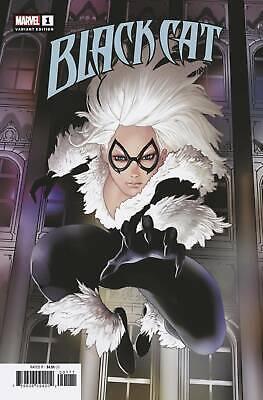 BLACK CAT #1 FOREMAN VARIANT MARVEL COMICS FELICIA HARDY SPIDER-MAN (Felicia Hardy Black Cat)