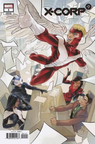 X-Corp 1 Otto Schmidt 1:25 Incentive Variant NM UNREAD Marvel Comics X-Men