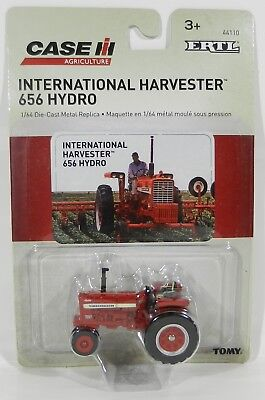 1:64 ERTL CASE IH *INTERNATIONAL* Model 656 Hydro Narrow Front Tractor *NIP*