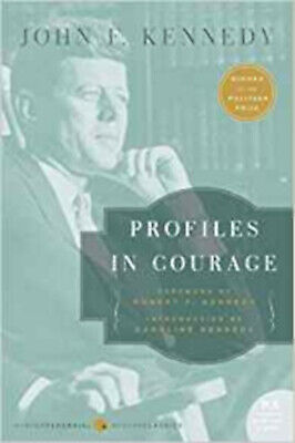 Profiles in Courage (P.S.), Excellent, Kennedy, John F Book